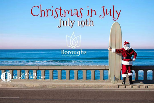 Christmas in July - July 19th